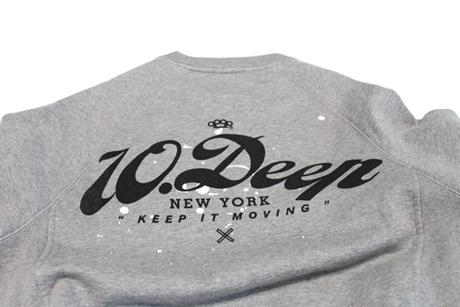 10.DEEP – WINTER '09 COLLECTION – JANUARY RELEASES