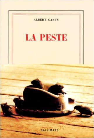 La Peste....soit des idées dans les romans