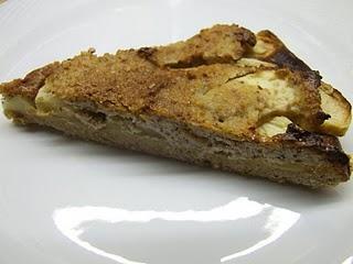 Tarte-galette des Rois, un souffle de changement sur Eggs and Mouillettes