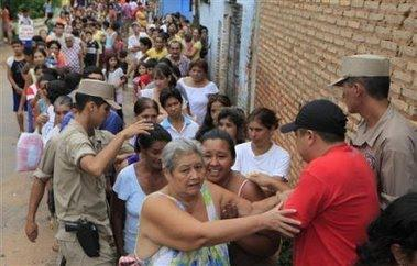 Paraguay : les patrons taxés