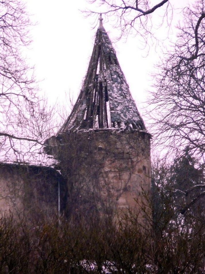 Château de Hombourg-Budange - 3