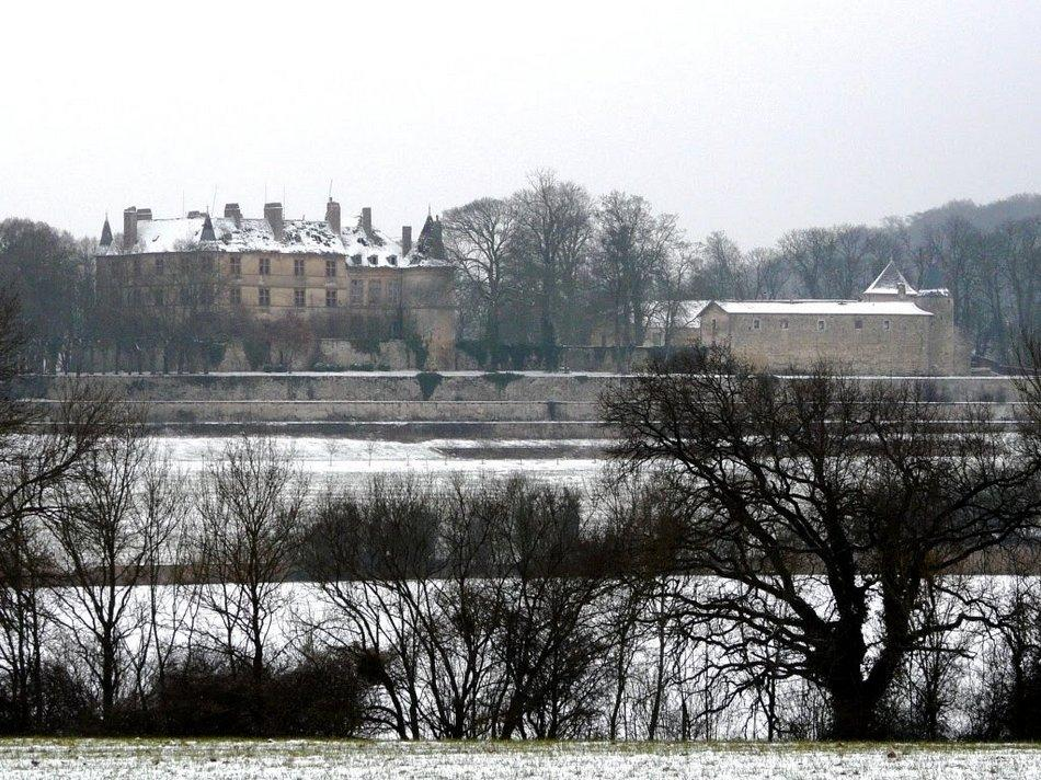 Château de Hombourg-Budange - 5