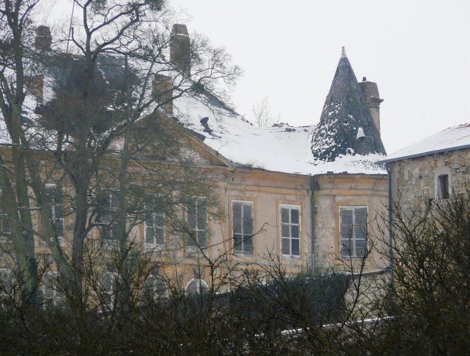 Château de Hombourg-Budange - 4