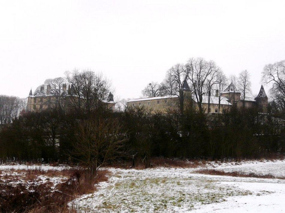 Château de Hombourg-Budange - 1