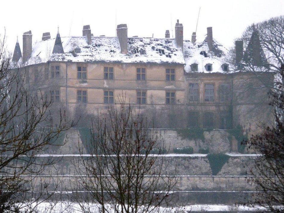 Château de Hombourg-Budange - 2