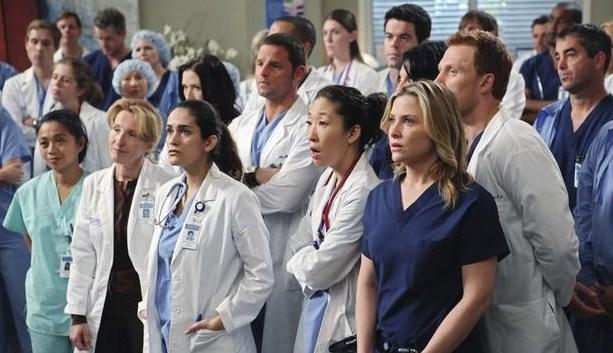 Grey's Anatomy 613 (saison 6, épisode 13) ... les photos promo