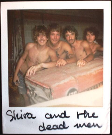 SHIVA & THE DEADMEN ::: Une belle histoire de valseuses
