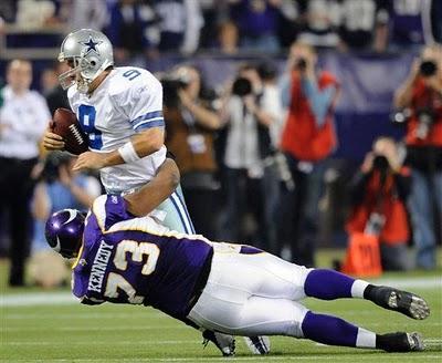 Sautons aux Conclusions: Cowboys-Vikings