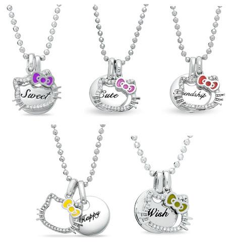 simmons jewelry co f te aussi les 35 ans de hello kitty