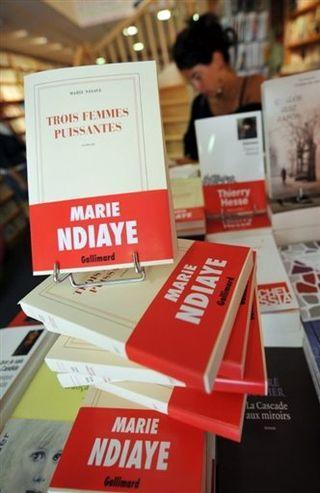 Marie-ndiaye