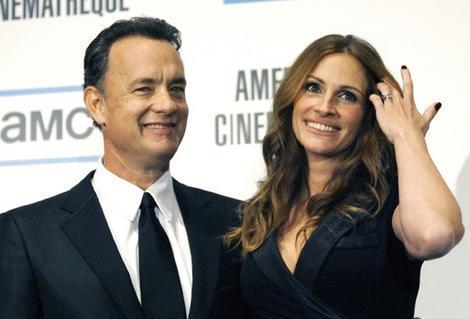 Julia Roberts et Tom Hanks se retrouve avec Arthur à la production