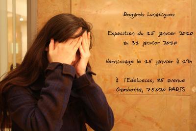 Une exposition photo à Paris «Regards Lunatiques»