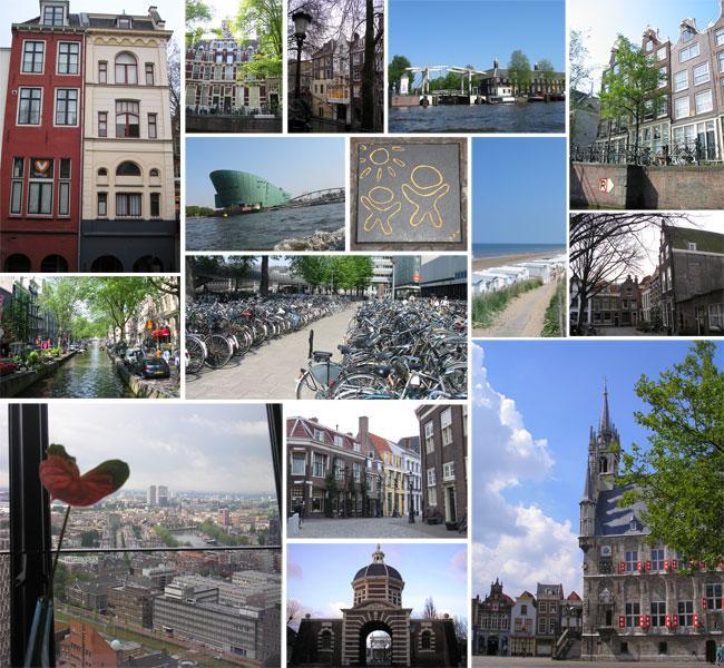 Hollande-leiden-Amsterdam-Utrecht-Rotterdam-Gouda