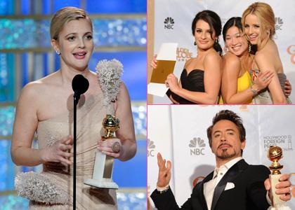 Les Golden Globe Awards 2010