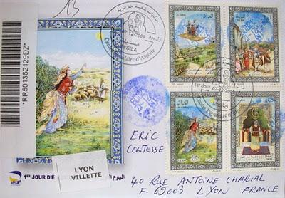 Contes populaires en Algérie