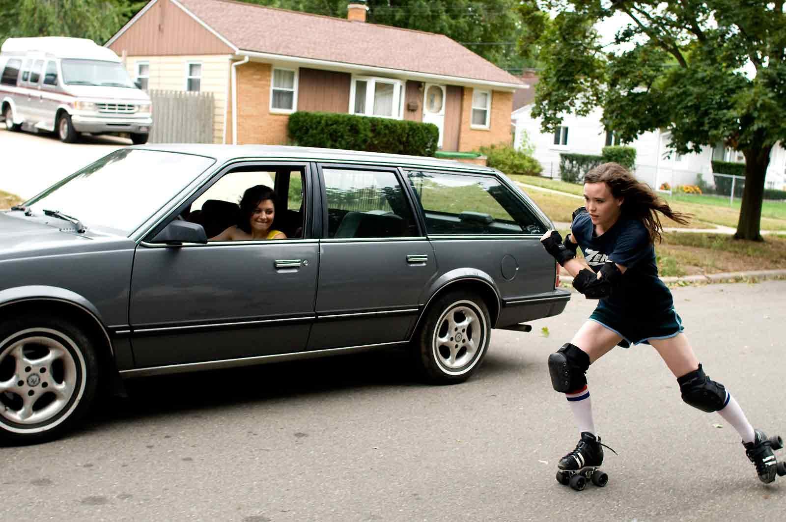 Ellen Page. Metropolitan FilmExport