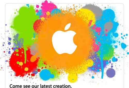 Apple : Keynote prévu le 27 janvier !