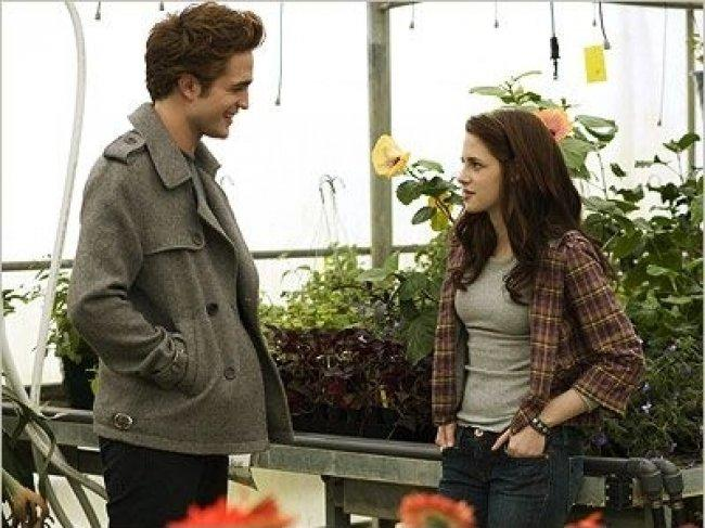 Twilight Fascination : De nouvelles photos sur le tout premier tournage - Vous connaissez bien la scène...