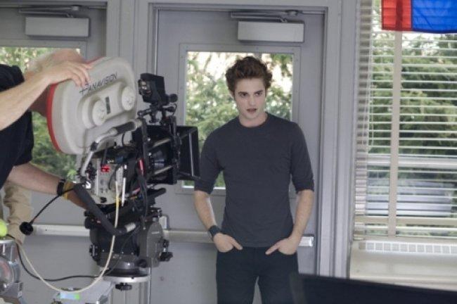 Twilight Fascination : De nouvelles photos sur le tout premier tournage -
