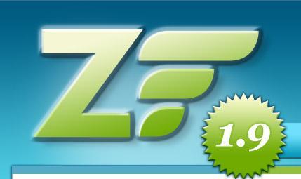 banner zf logo v1 9 Zend Framework #5 : Routing et UrlRewriting avec Zend Controller