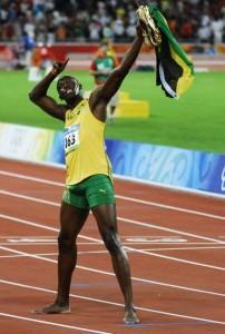 L'homme le plus rapide du monde est défié