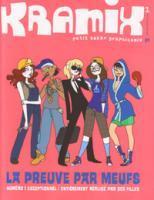 Le Lombard lance un nouveau magazine BD, Kramix