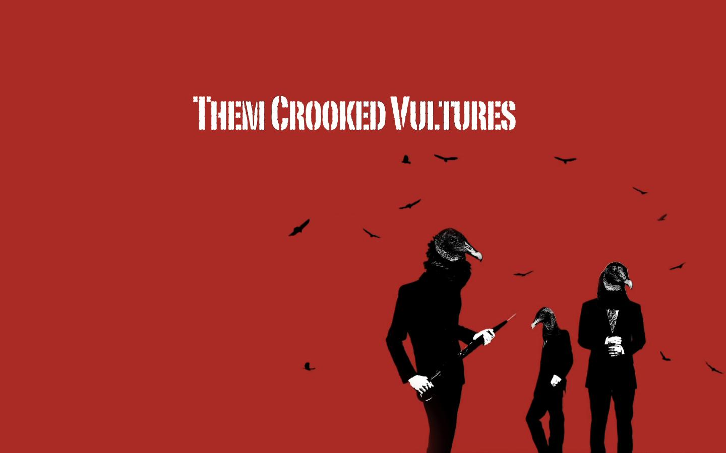 Them Crooked Vultures: Rock'n Revival