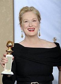 Meryl Streep -Golden Globes 2010