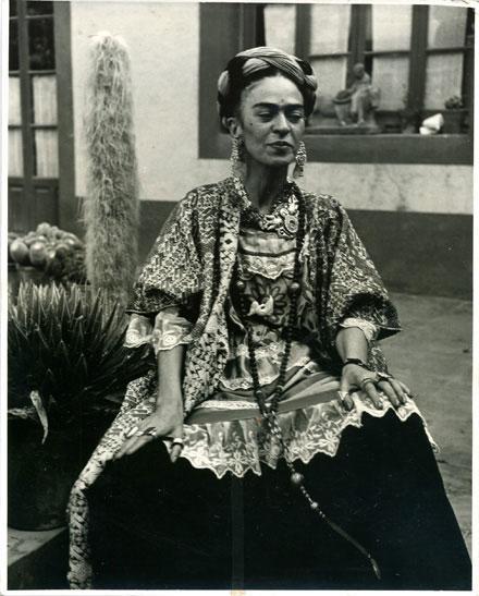 Art :: Frida Kahlo à Bruxelles