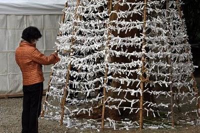 Nouvel an japonais okinawa d couvrir - L arbre a souhait ...