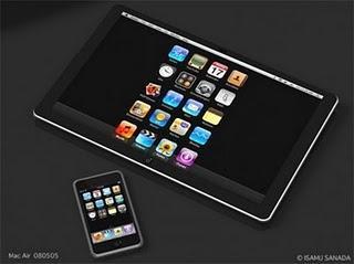 Apple pense à sa tablette depuis 1987 !!!