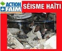 Des rochers pour Haïti