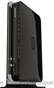 Test routeur Netgear WNDR3700 firewall wireless-N