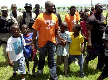 Des chansons pour Haïti