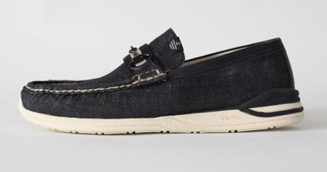 VISVIM – ABARTH MOC DENIM-FOLK