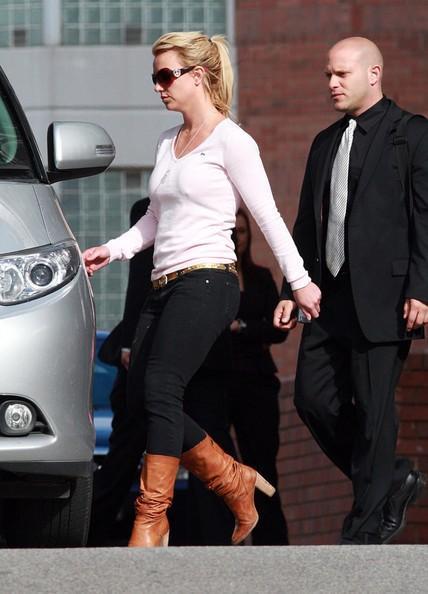 Britney et sa carte de crédit : Oopss !