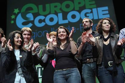 Europe-Ecologie: la Grande Illusion