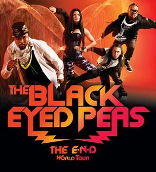 Les Black Eyed Peas en concert à Paris Bercy le ...