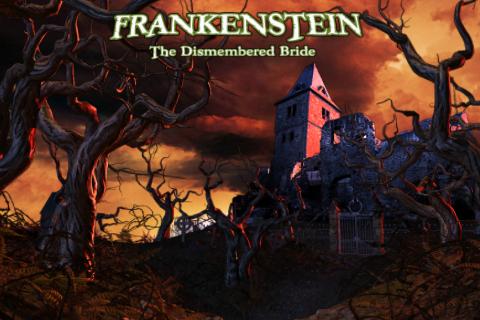 Un jeu qu'il fallait trouver : frankenstein