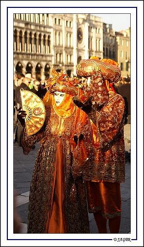 Le Carnaval de Venise, ses masques et ses costumes