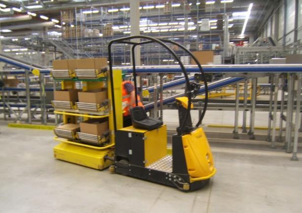 Approvisionnement flux tendu chez Schneider Electric