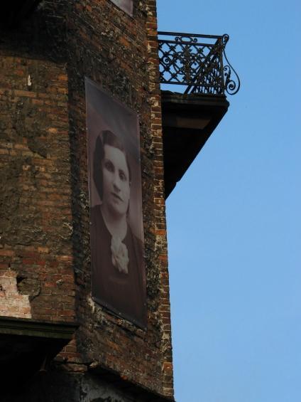 Rue des âmes, Varsovie