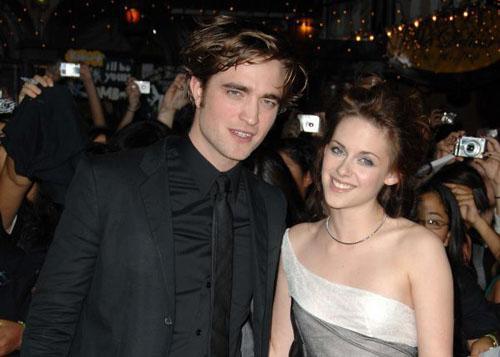 Kristen Stewart et Robert Pattinson ensemble ... pour la bonne cause !