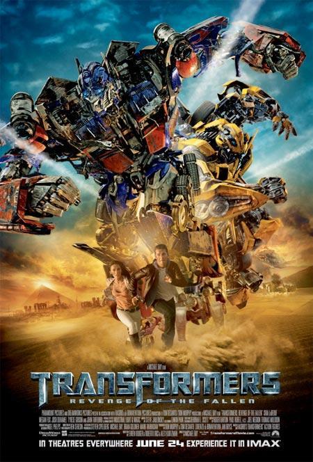Transformers 3 : moins de robots, moins d'explosions
