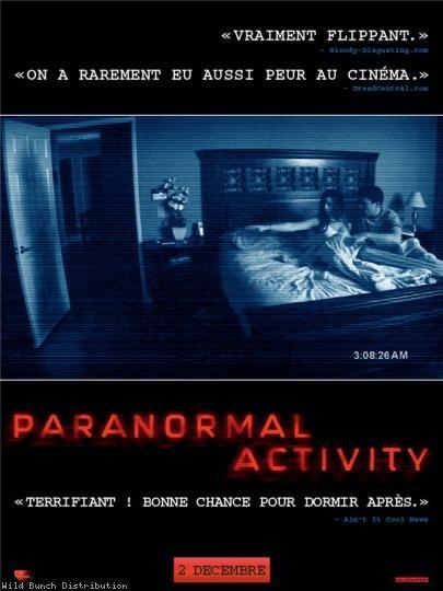 Le réalisateur de Saw 7 sur Paranormal Activity 2