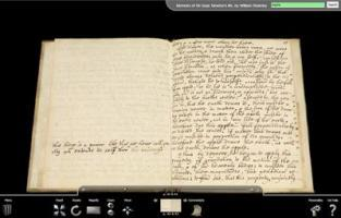 Le manuscrit de la 1re biographie de Newton en ligne et en accès libre