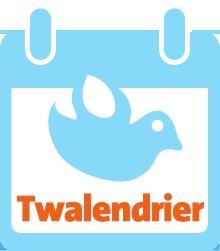Le Twalendrier 2010 est arrivé !