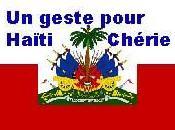 Chansons pour Haïti.
