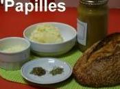Soupe courgettes purée