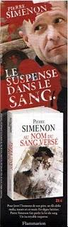 Pierre Simenon : Au nom du sang versé